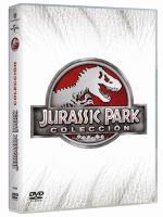 Pack Parque Jurásico 1-4 Edición 2017 - DVD