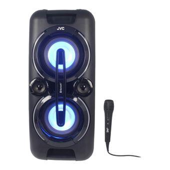 Altavoz Bluetooth JVC XS-F527B Negro