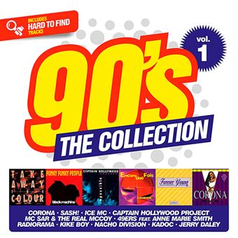 90's The Collection Vol. 1 - 2 CD