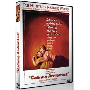 Colinas ardientes - DVD