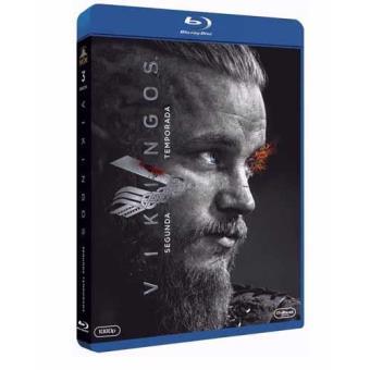 VikingosVikingos - Temporada 2 - Blu-Ray