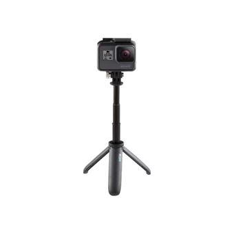 Vara de extensión en miniatura y trípode GoPro Shorty Negro