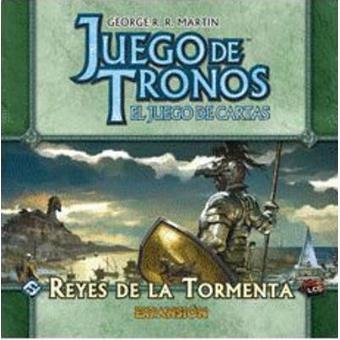 Juego de TronosJuego de tronos. Reyes de la tormenta. Cartas