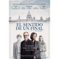 El sentido de un final - Blu-Ray