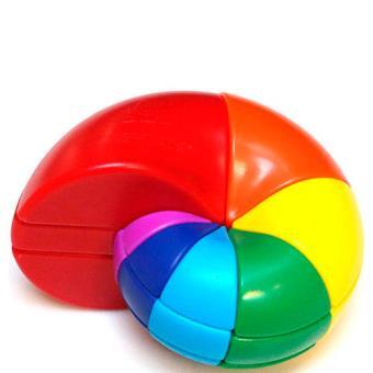Puzzle Nautillus Rainbow