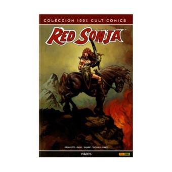 Red Sonja. Viajes