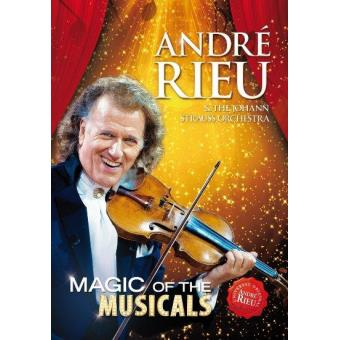 André Rieu. Magic Of The Musicals