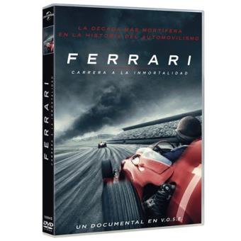 Ferrari: Carrera a la inmortalidad - DVD