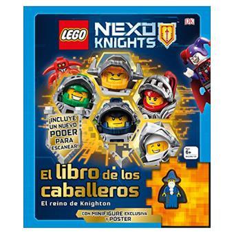 Lego Nexo Knights. El libro de los caballeros