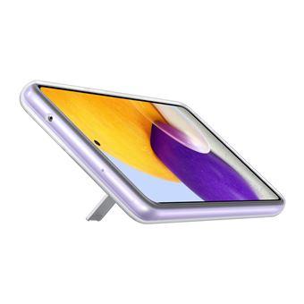 Funda Samsung Clear Standing Cover Transparente para Galaxy A72