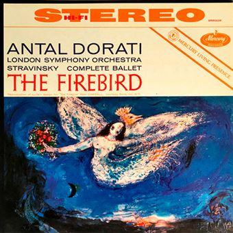 Stravinsky - The Firebird - Vinilo