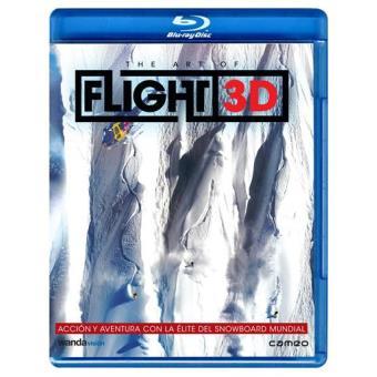 The Art Of Flight - V.O.S. - Blu-Ray 3D + 2D