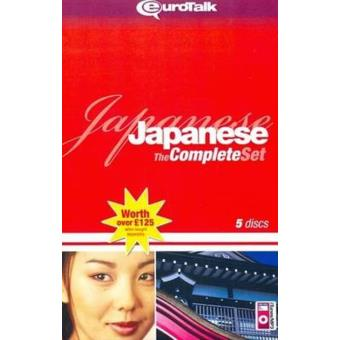 Japanese - The Complete Set