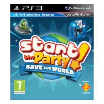 Start The Party: Save The World  PS3