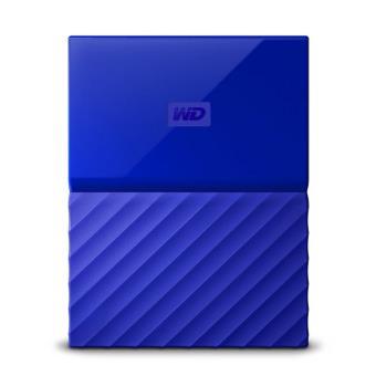 Disco duro portátil WD My Passport 1TB Azul