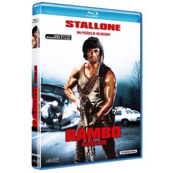 Rambo: Acorralado - Blu-Ray