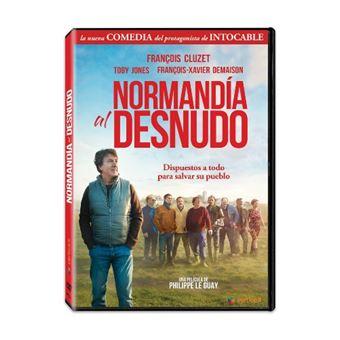 Normandía al desnudo - DVD