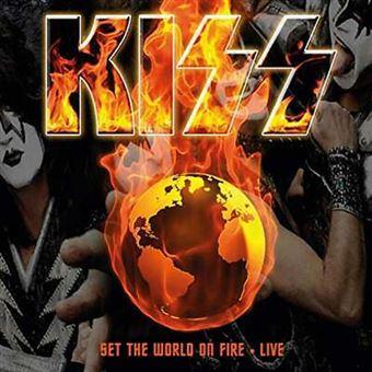 Set The World On Fire - 10 CDs