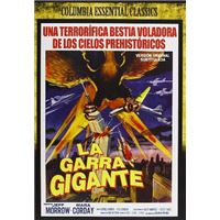 The Giant Claw (La garra gigante) V.O.S. - DVD