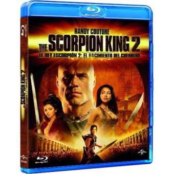 El rey Escorpión 2 - Blu-Ray
