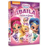 Shimmer & Shine 8: Baila como un Genio - DVD