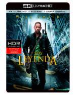 Soy leyenda - UHD + Blu-Ray