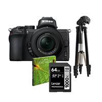 Cámara EVIL Nikon Z50 + 16-50mm VR Kit