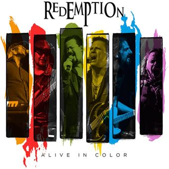 Alive In Color - 2 CDs + DVD