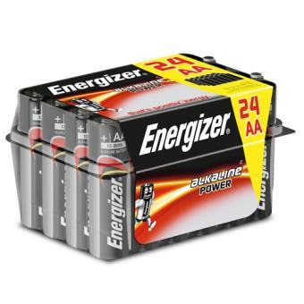 Pack Energizer 24 x AA Alkaline Power