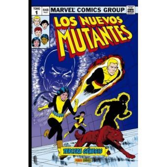 Marvel Gold. Los Nuevos Mutantes  Vol. 1. Tercera Génesis