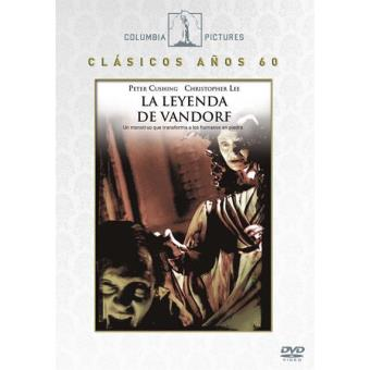 La leyenda de Vandorf - DVD
