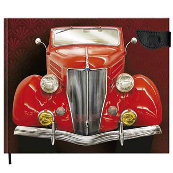Cuaderno Boncahier Ford Cabriolet Deluxe