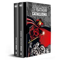 Estuche Batman: Cataclismo + Batman: Cataclismo - Anarquía