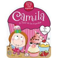 Camila, el hada de los cupcakes. Libro de actividades