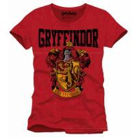 Camiseta Gryffindor Harry Potter L