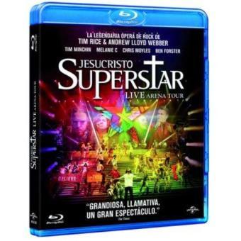 Jesucristo Superstar: Live Arena Tour - Blu-Ray