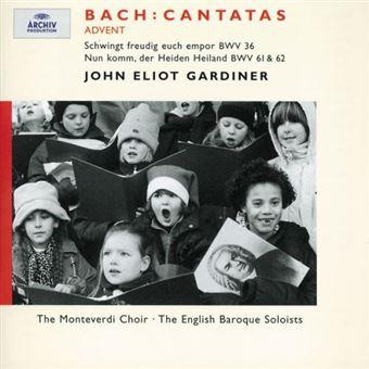 Cantatas 36, 61, 62