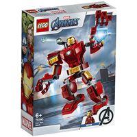 LEGO Super Heroes Marvel 76140 Armadura Robótica de Iron Man
