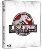 Pack Parque Jurásico 1-4 Edición 2017 - Blu-Ray