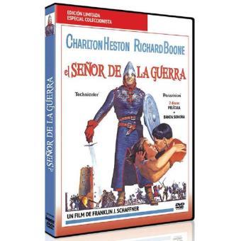 El señor de la guerra + Banda sonora original - DVD