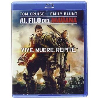 Al filo del mañana - Blu-Ray