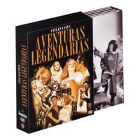 Pack Colección Aventuras legendarias - DVD