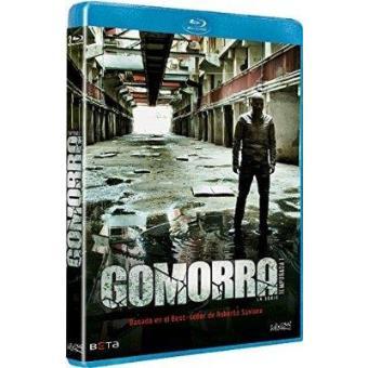 Gomorra. La serie  Temporada 1 - Blu-Ray