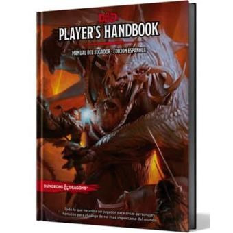 Dungeon and Dragons: Players Handbook