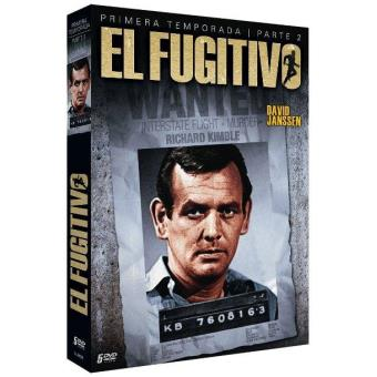 El Fugitivo - Temporada 1 - Parte 2 - DVD