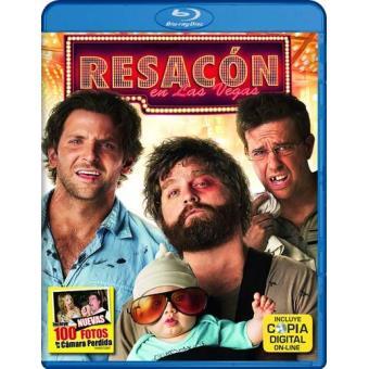 Resacón en Las Vegas - Blu-Ray + Copia digital