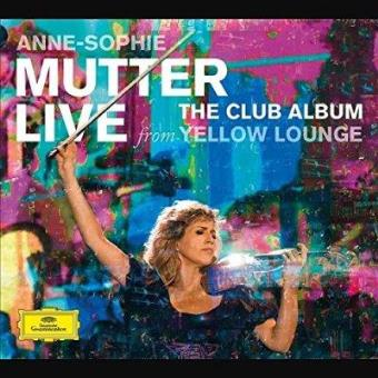 Yellow Lounge Live + DVD