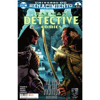 Batman: Detective Comics núm. 06 (Renacimiento)
