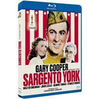 Sargento York - Blu-ray