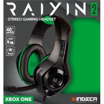Indeca - Auriculares Gaming New Rayin 2.0 -  Xbox One